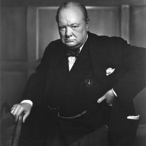 ウィンストン・チャーチル(1874〜1965 / 第二次大戦期のイギリス首相)が第一次世界大戦の時に遺した名言 [今週の防災格言40]