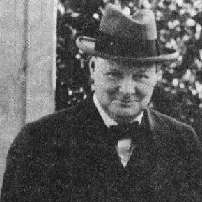 ウィンストン・チャーチルが第一次世界大戦の時に遺した格言(イギリス首相)[今週の防災格言40]