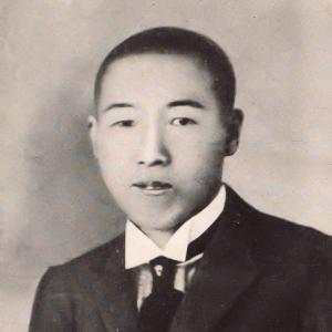 宮沢賢治(花巻農学校教諭時代)