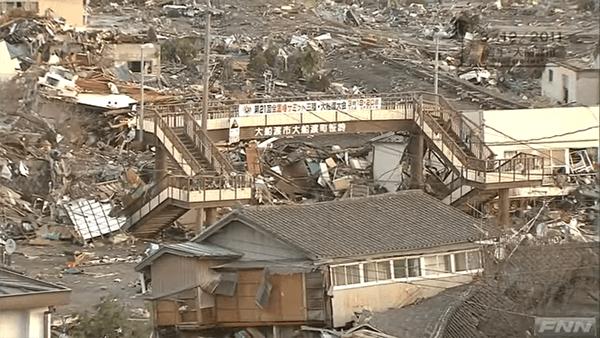 東日本大震災より2年