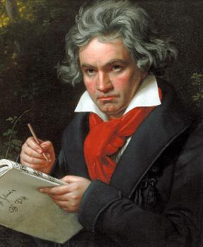 ベートーベンが楽譜の片隅に書き残した格言(クラッシック音楽の作曲家)[今週の防災格言300]