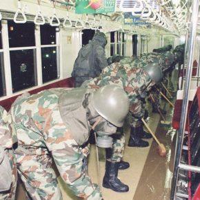 地下鉄サリン事件から20年