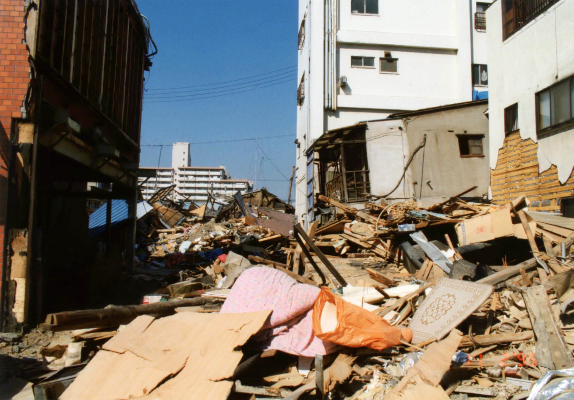 「阪神・淡路大震災」から学ぶ「防災」