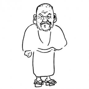 三宅雪嶺(哲学者・評論家・ジャーナリスト 文化勲章受章)が著書『世の中』に記した不安の名言 [今週の防災格言501]