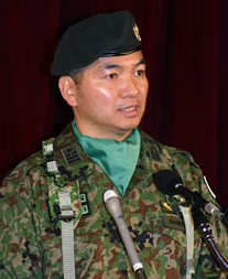 番匠幸一郎がイラク復興支援の時に残した格言(自衛隊陸将)[今週の防災格言484]