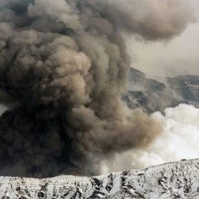 鬼界カルデラ噴火を知る~火山噴火災害とその備え
