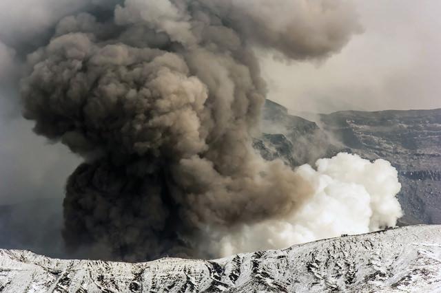 鬼界カルデラ〜知っておくべき過去の噴火〜