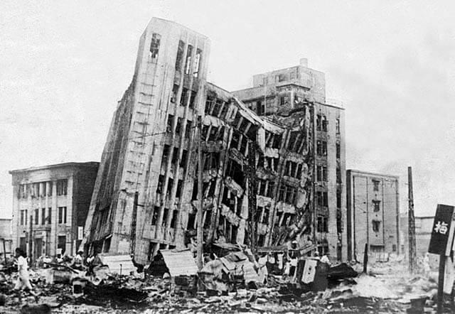 福井地震(1948年)が伝える教訓~戦後3位の大震災