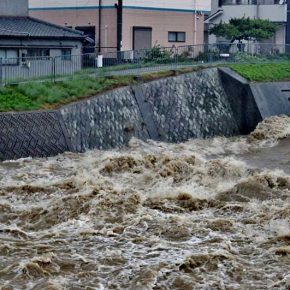 日本の治水について