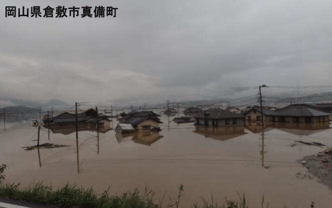 一般からの救援物資について一言:平成30年7月豪雨(西日本大雨災害)岡山県倉敷市の報道を受け