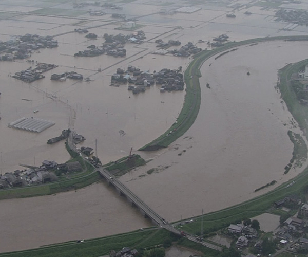 行政に命を委ねるな!<br>令和時代に水害から命を守る準備と行動