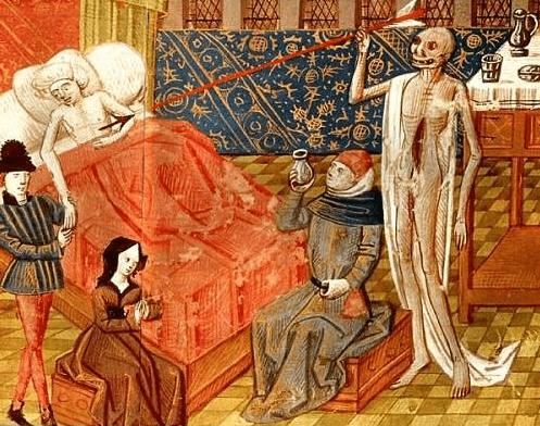 バルダッサーレ・ボナイウティ(14世紀のフィレンツェの歴史家)の感染症「黒死病(ペスト)」にまつわる名言 [今週の防災格言633]