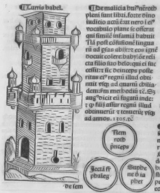 ヴェルナー・ロレヴィンク(中世ドイツ・カルトジオ会修道士・神学者)の著書「時の束(FASCICULUS TEMPORUM)」の名言 [今週の防災格言659]