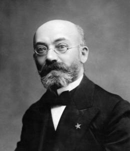 エスペラント語創始者 L.L.ザメンホフ