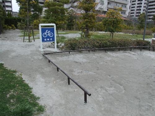 新浦安埋立地域 液状化状況